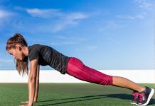 30 day beginner plank challenge