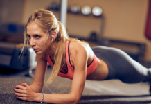 plank for a 6 minute plank challenge
